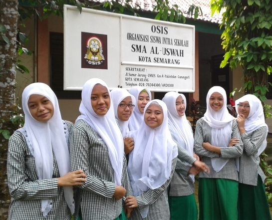 Hasil gambar untuk Pondok Pesantren Al-Uswah Gunungpati Kota Semarang